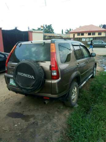 Niger neatly used Honda Crv jeep with air condition cooling. Isolo - image 2