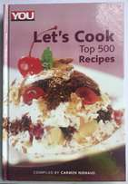 BRAND NEW YOU hardback/hardcover cookbooks from only R169 each!!