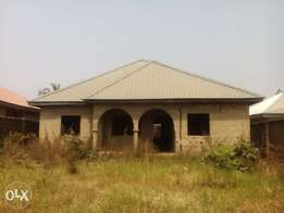 4 bedroom fully detached bungalow at Suleja for Sale