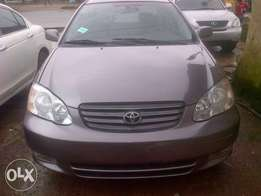 2004 Toyota Corolla Sport for sale