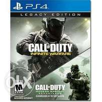 Call of Duty: Infinite Warfare -- Legacy Edition (Sony PlayStation 4)