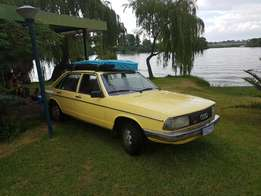 Audi 100 for sale or to swop for a baki