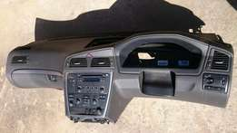 Volvo S60 Dashboard