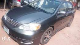 Very clean toyota corolla 4 sale