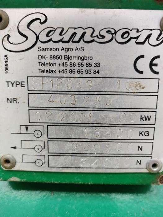 Samson Sp12 - 2001 - image 14