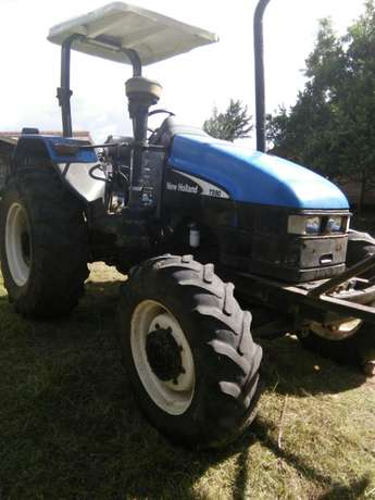 New Holland TS 90 4w Meswo - image 2