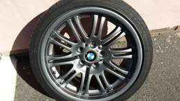 Bmw e46 m3 mags 18inch