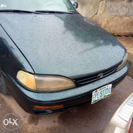 ADORABLE MOTORS: A clean, well used 1996 Toyota Camry Lagos Mainland - image 2
