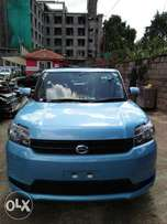 Toyota Corolla Rumion Year 2010 Model Auto Blue KCN Ksh 1.07M