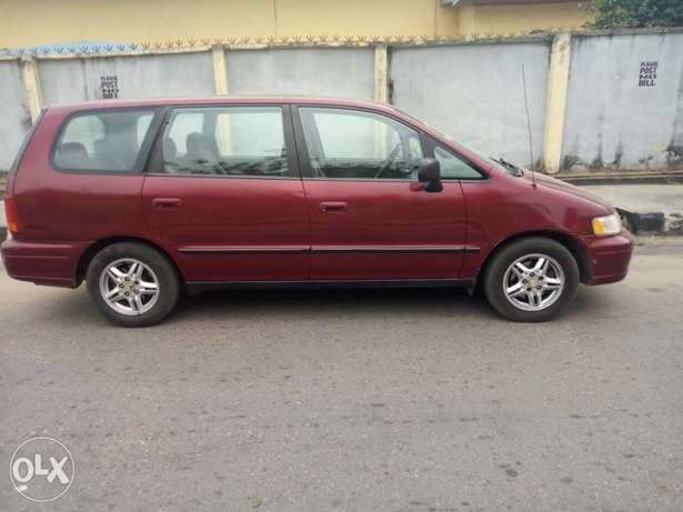 Cleanly used Honda Odyssey for sale Alimosho - image 2