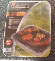 Grillcheff disposable braai