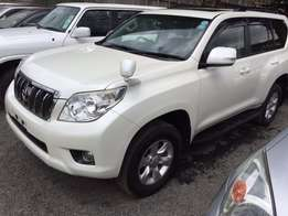 2012 Toyota Land Cruiser Prado
