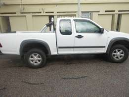 Urgent sale of 2010 Isuzu KB250 bakkie Single Cab in a good running co