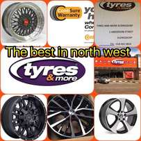 tyres and more klerksdorp