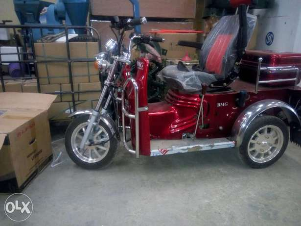 Disabled Three Wheeler Industrial Area - image 1