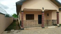 A New Three Bedroom House at Agbogba