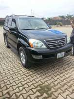 Pre-owned Lexus GX470 in Port Harcourt