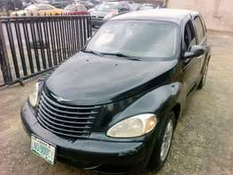 Chrysler Pt Cruiser 2005 Black