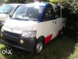 Toyota tounes new shape not used locally Kcd asking 790k