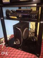 Fairly used LG home theater