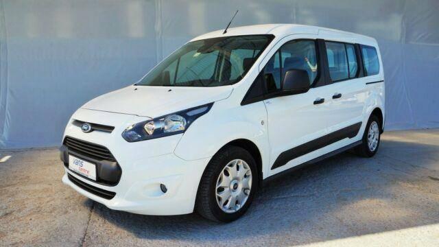 Ford Transit Connect 1.6TDCI/70kw 5 sitze/ klima - 2015