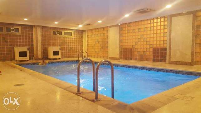 Deluxe Semi Furnished 2 BR with Balcony in Shaab