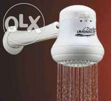 instant hot shower heater installation and service