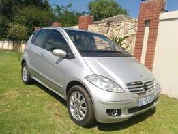 Call Haroon on 2005 Mercedes Benz A170