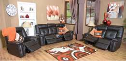 Radcliff Recliner Lounge Suite Only R 34 999