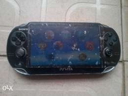 Psvita Console and original charger