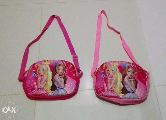 Bags / lunchbags for girls
