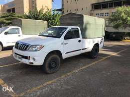 Toyota Hilux Single Cab Manual
