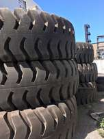 earth mover tires