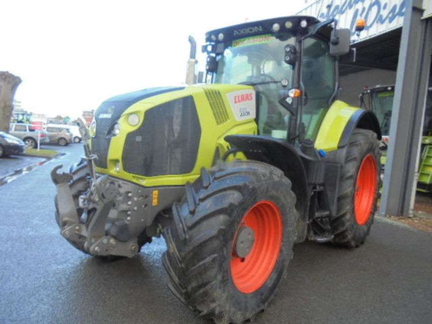 Claas axion 830 cis - 2016