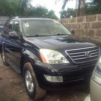 Tokunbo Lexus GX470, 2005. 3-Row Leather Seat Very Ok To Buy From GMI.