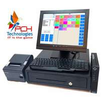 Lenovo IBM i3 Touch Screen Hospitality POS System