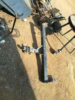 Toyota hilux tow bar for sale.