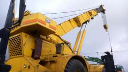 50ton motor crane for sale