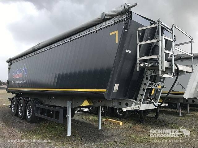 Schmitz Cargobull Kipper Alukastenmulde 47m³ - 2018