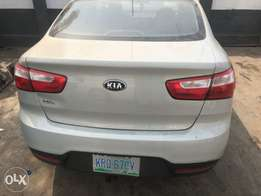 Extra neat cheap nigeria registered Kia Rio
