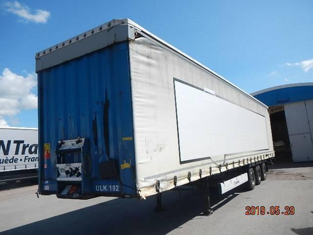 Krone Mega Curtain - Lifting Roof - Huckepack - Ulk 192 - 2014
