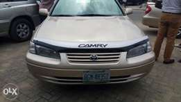 Few months old Toyota Camry