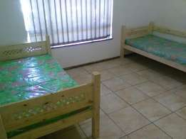 Room to share for R1400/p in Nelspruit CBD, opposite Chisanyama (Guys)