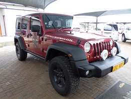 2012 Jeep Wrangler Unlimited 3.8 Rubricon