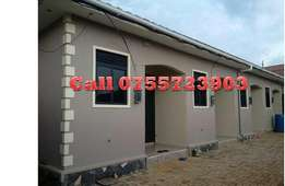 Personality single self contained in Kisaasi at 200k