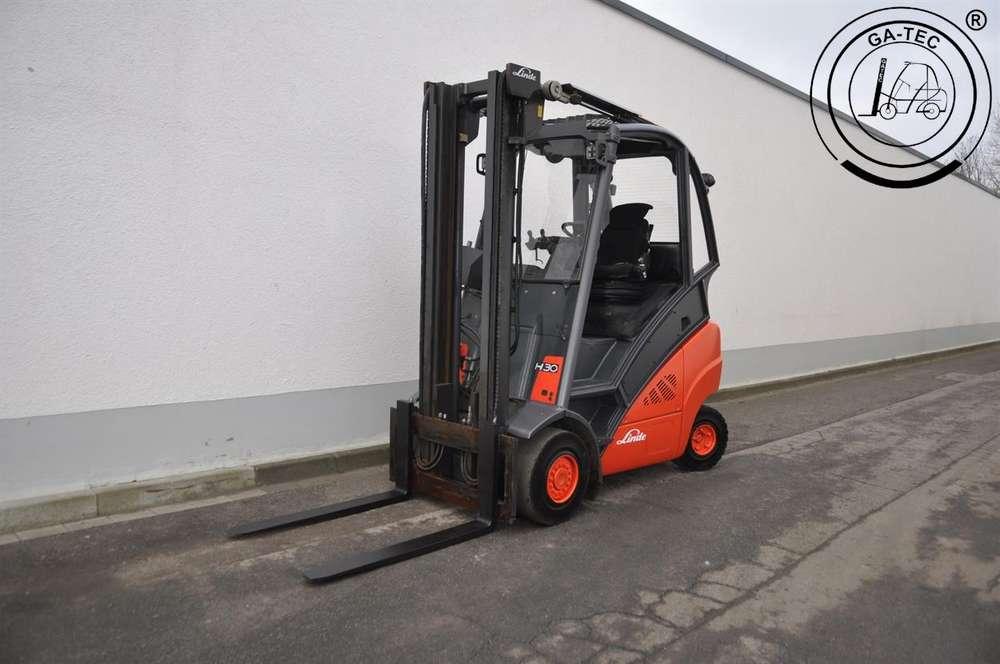 Linde H30t/393 - 2011