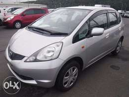 Brand New Honda Fit
