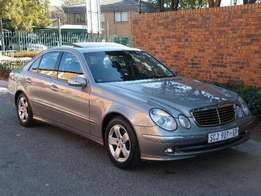 2005 Mercedes-Benz E-Class E 200k Avantgarde for sale in Gauteng