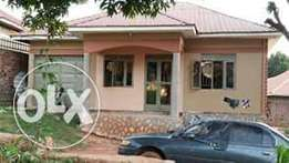 3 bedroom house for sale in Kibili Busabala road at 67m.