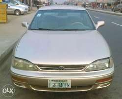 Clean Camry, Orobo